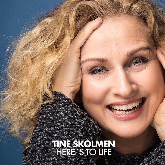 Tine Skolmen - Here's to life (CD)