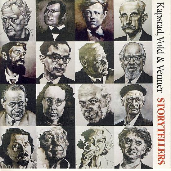 Kapstad, Vold & Venner - Storytellers (CD)