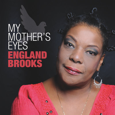 England Brooks - My Mother's Eyes (CD)