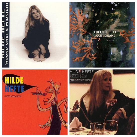 2. Christmas: Four Hilde Hefte CD's