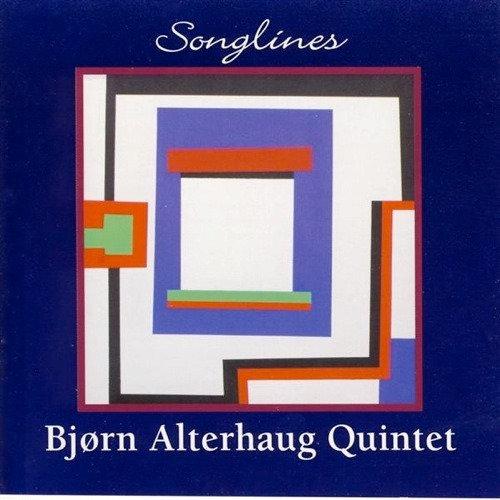 Bjørn Alterhaug Quintet - Songlines (CD)