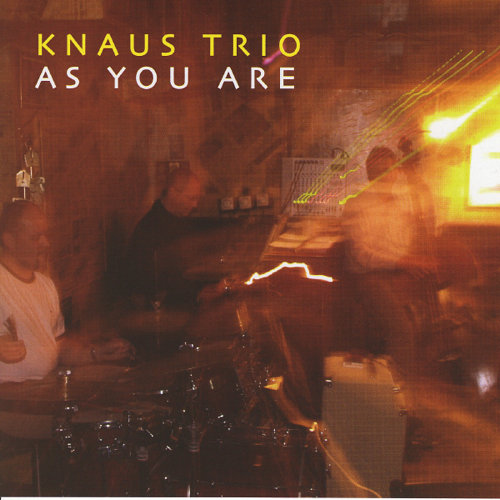 Knaus Trio - As You Are (CD)