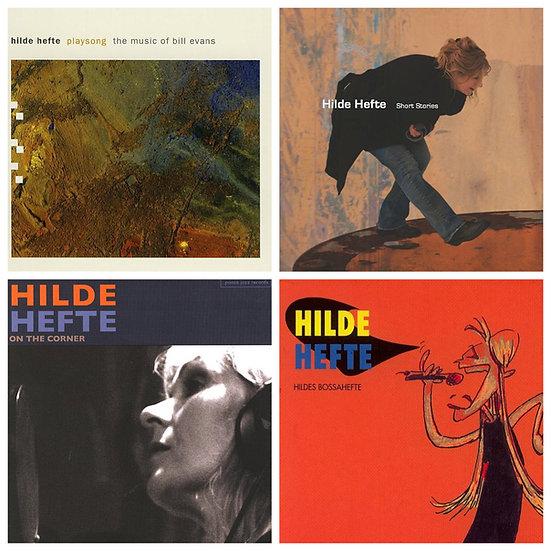 4. Christmas: Four Hilde Hefte CD's