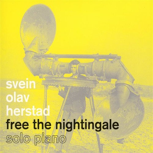 Svein Olav Herstad - Free the nightingale (CD)