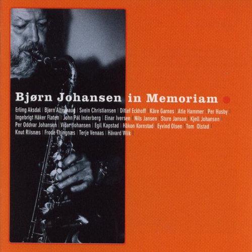 Various artists - Bjørn Johansen in Memoriam (CD)