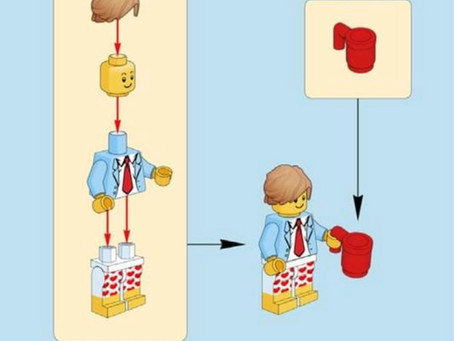 Lego are here to help with their mini work-from-home manual