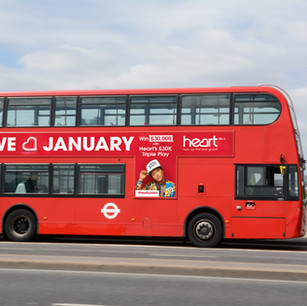 Heart FM Media Campaign