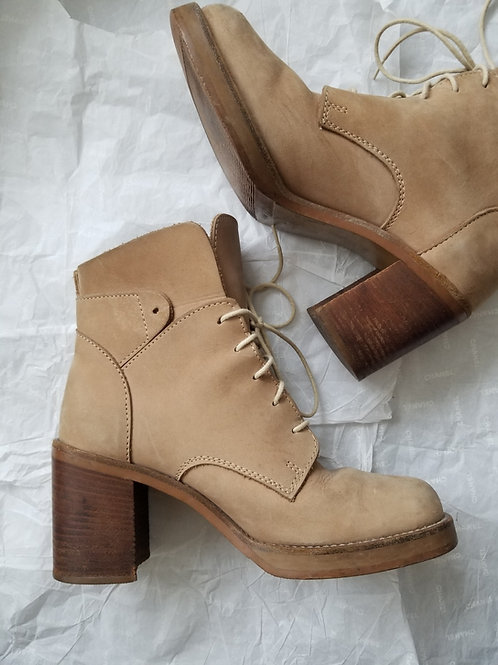 Le sublimes bottes en cuir made in France