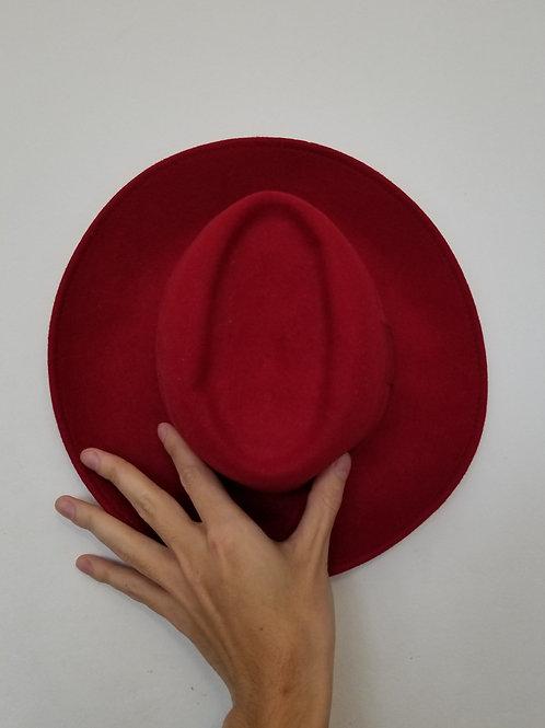 Le beau chapeau en laine