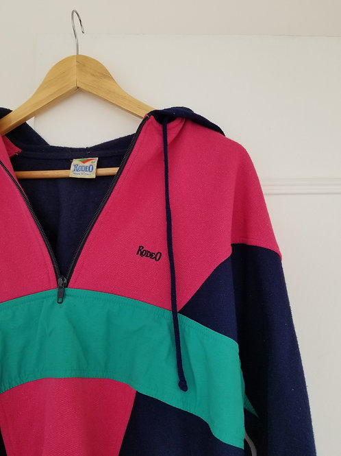 Le pull Rodeo