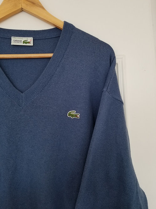 Le beau pull Lacoste Made In France