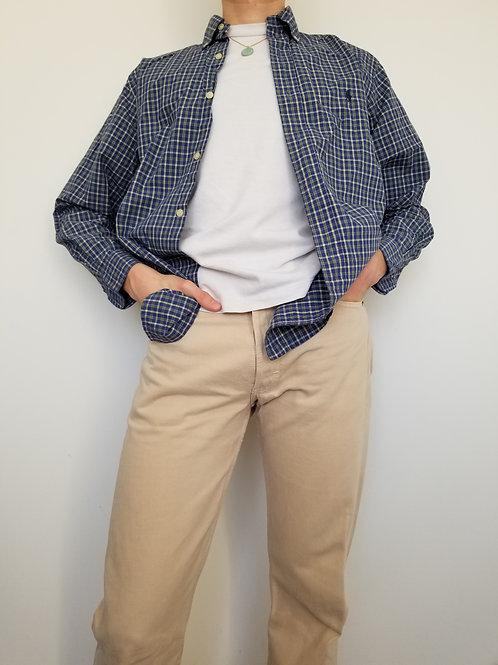 La belle chemise Ralph Lauren