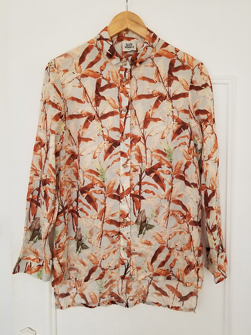 La belle chemise en soie