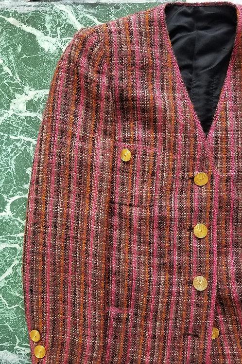 La veste en tweed