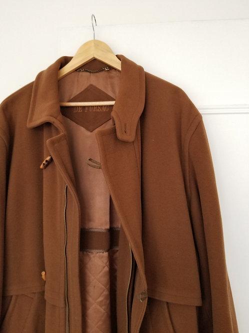 L'exceptionnel manteau De Fursac