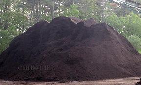 торф фрезерованный чернозем черная земля