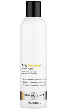 MenScience Daily Face Wash