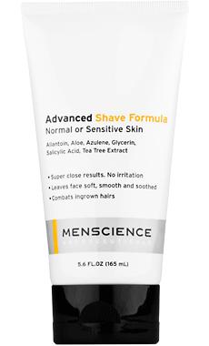 MenScience Advanced Shave Formula