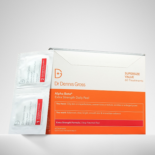 Dr. Dennis Gross Alpha Beta® Extra Strength Daily Peel - 60 Applications