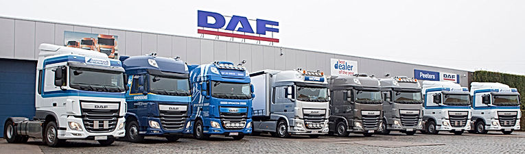 DAF GARAGE PEETERS HERENTALS