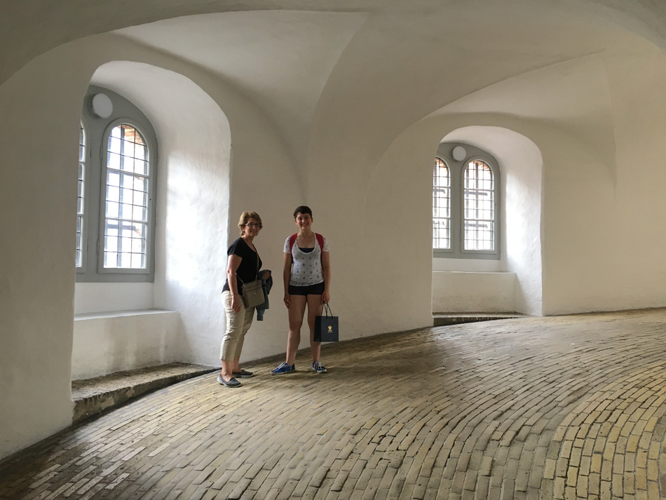 Round Tower, Copenhagen, August 10, 2017