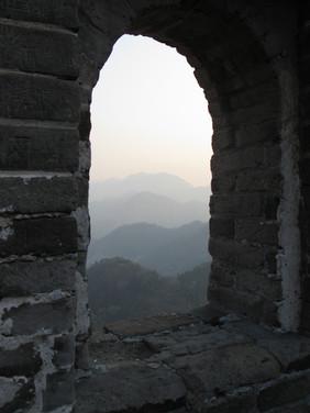 Great Wall of China, Badaling, 2016