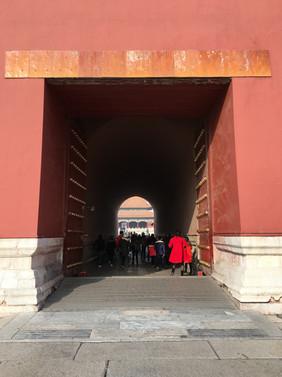 Forbidden City, Beijing, China, 2016