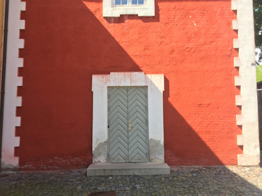 Citadel Church, Copenhagen August 2017
