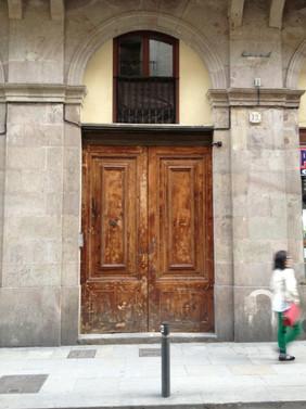 Barcelona, Spain, 2013