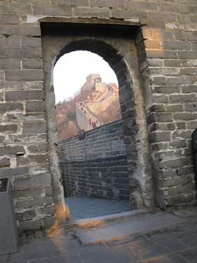 Great Wall of China, Badaling, 2016