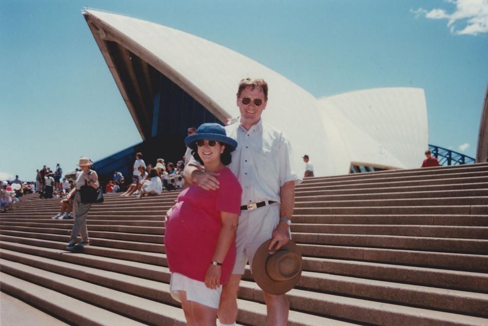 Australia Day 1998, Sydney