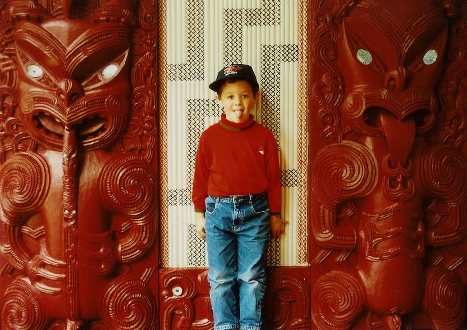 Rotorua, New Zealand, 1998