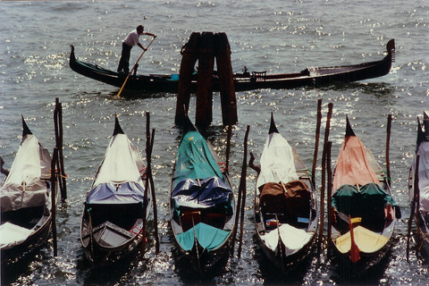 Bacina San Marco, Venezia, September 1989