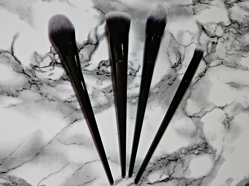 Pro Black Brush Set