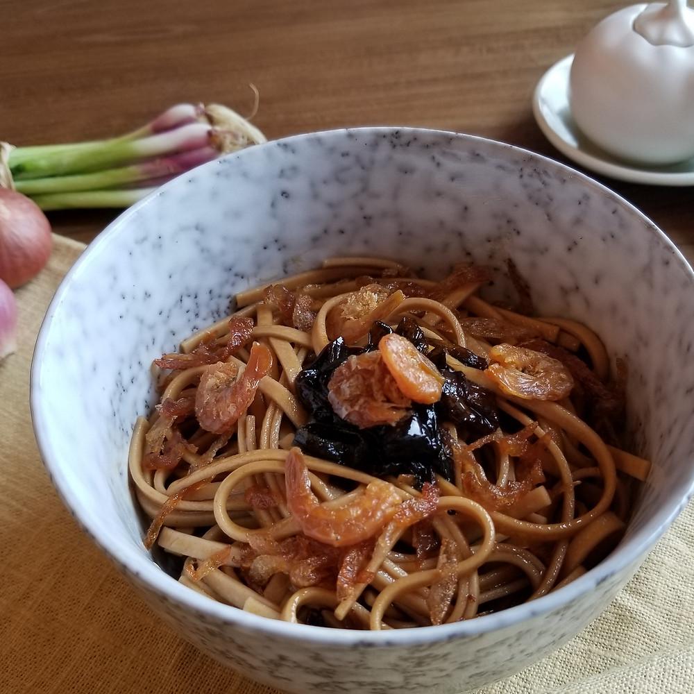 Ada小廚   教煮蔥油拌麵