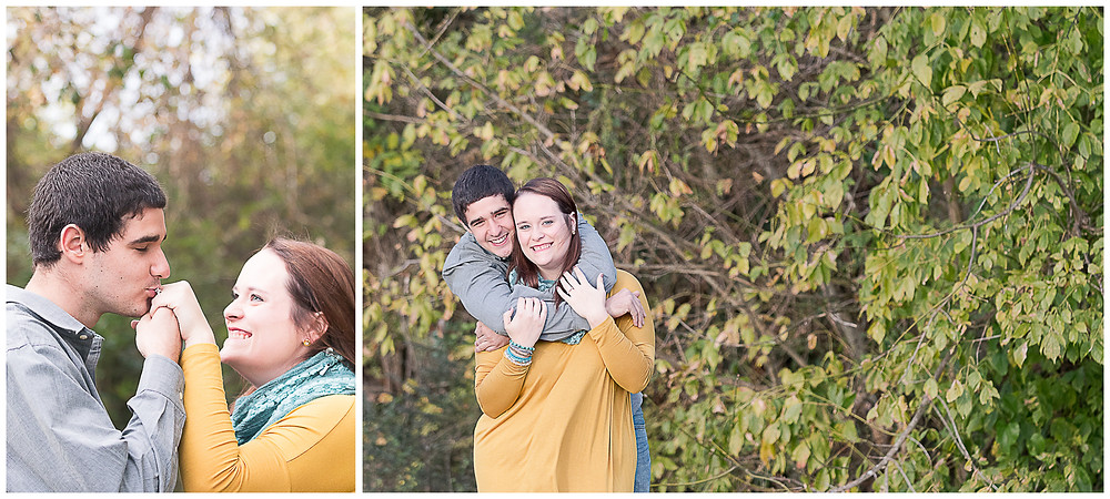Florence, Alabama Engagement