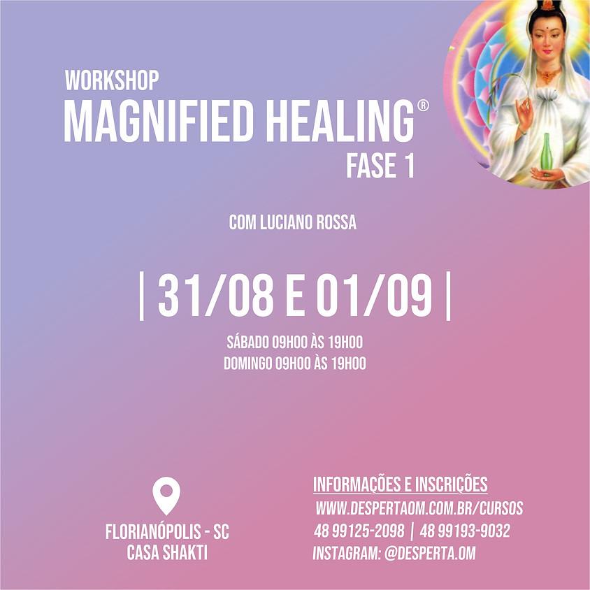 Workshop Magnified Healing® em Florianópolis - Fase 1