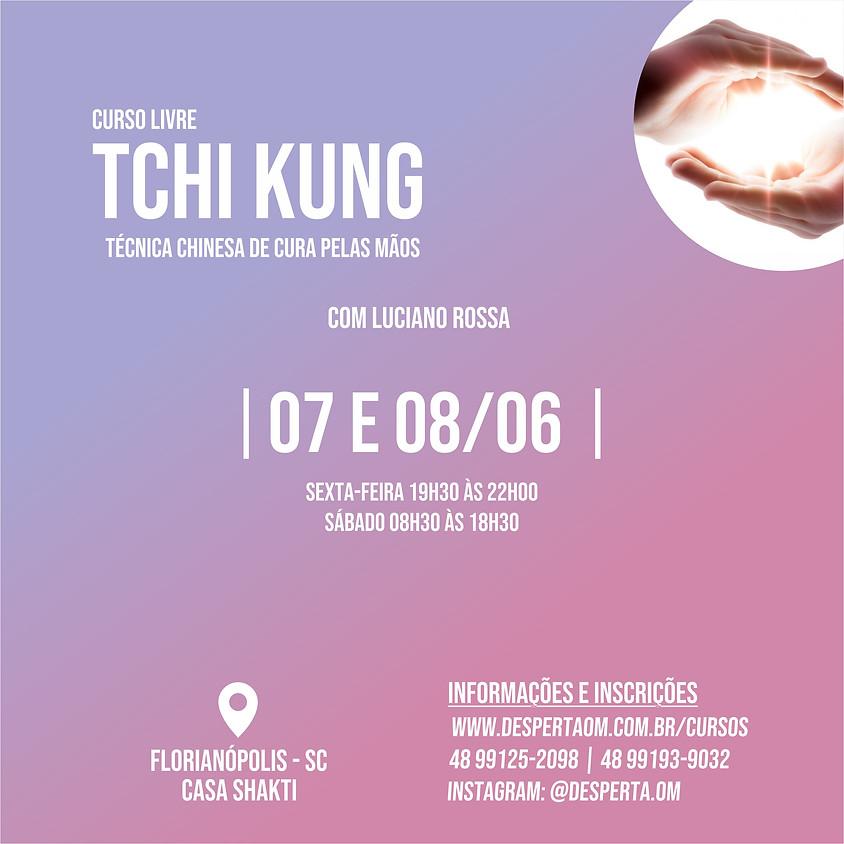 Curso Livre de Tchi Kung em Florianópolis