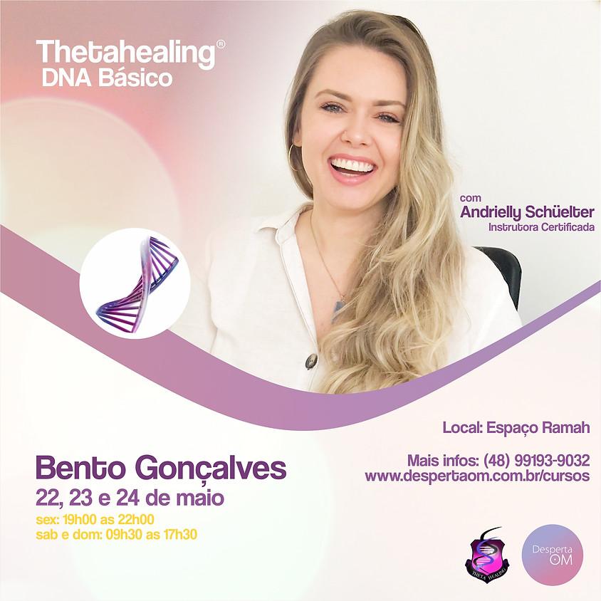 Thetahealing® DNA Básico em Bento Gonçalves