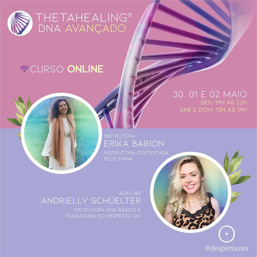 Thetahealing® DNA AVANÇADO ONLINE