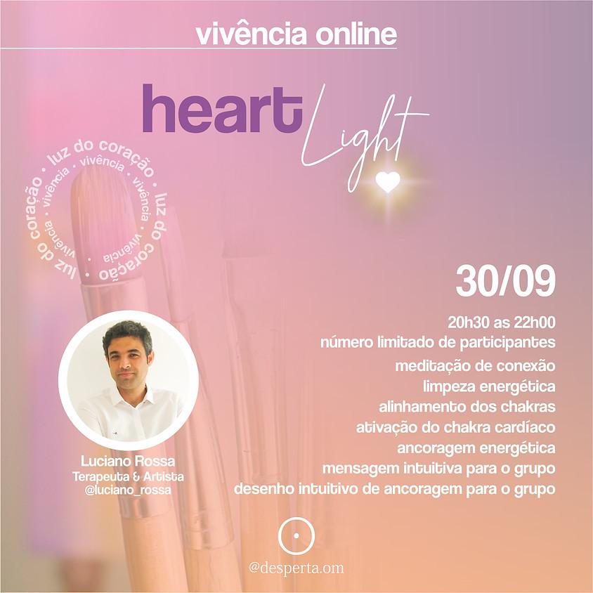 Vivência em grupo Heart Light