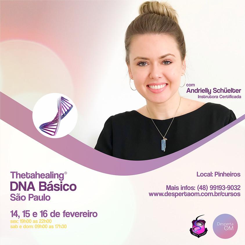 Thetahealing DNA Básico em São Paulo
