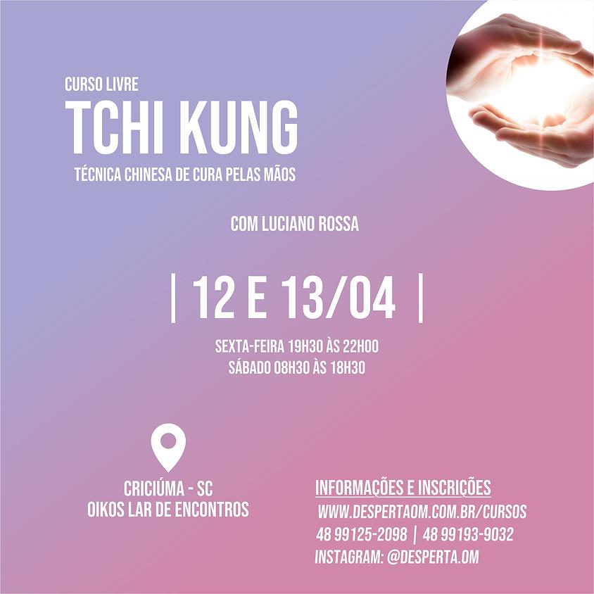 Curso Livre de Tchi Kung em Criciúma (1)