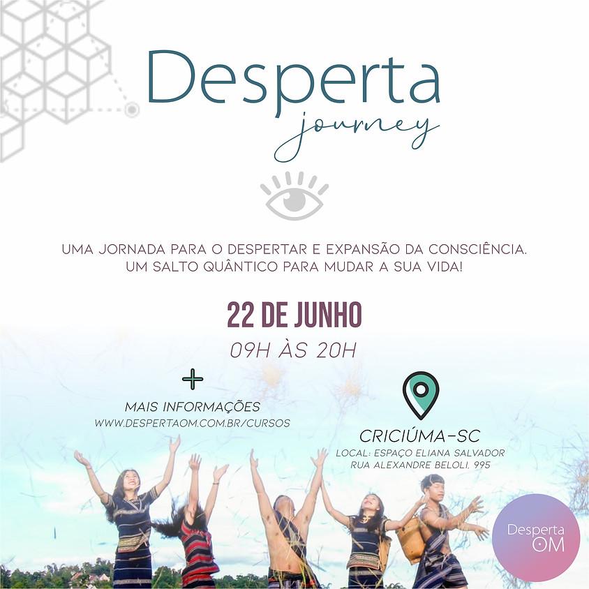 Desperta Journey em Criciúma-SC