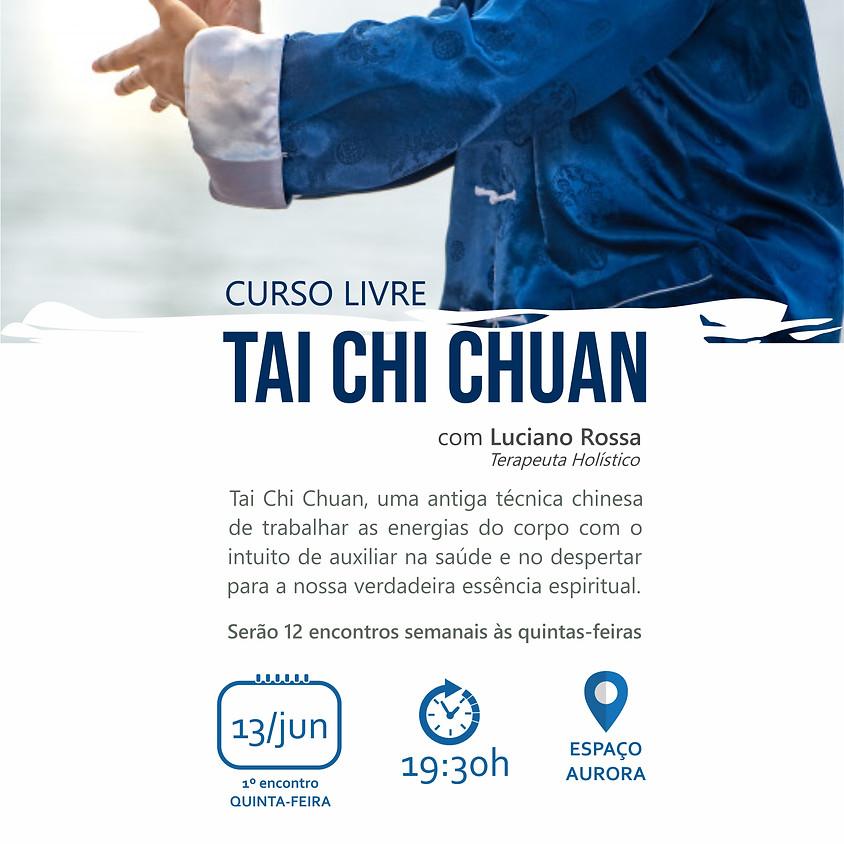 Curso Livre de Tai Chi Chuan em Siderópolis