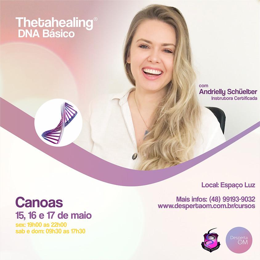 Thetahealing® DNA Básico em Canoas