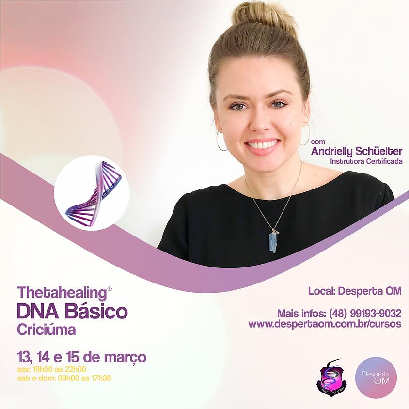 Thetahealing® DNA Básico em Criciúma