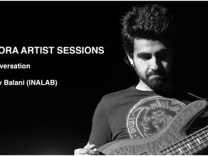 Aurora Artist Session: In Conversation with Gaurav Balani (Inalab/Parikrama)