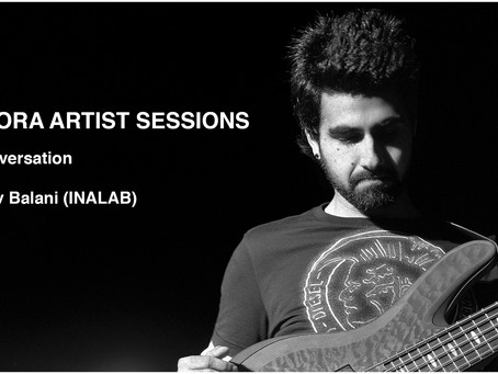 Aurora Artist Session: In Conversation with Gaurav Balani (Inalab/Parikrama)