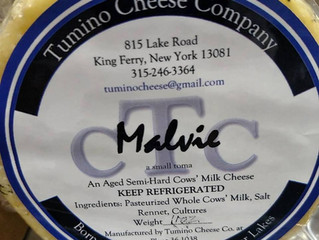 The Great Northeast Cheese & Dairy Fest Featured Producer:  Tumino Cheese Company (King Ferry, N
